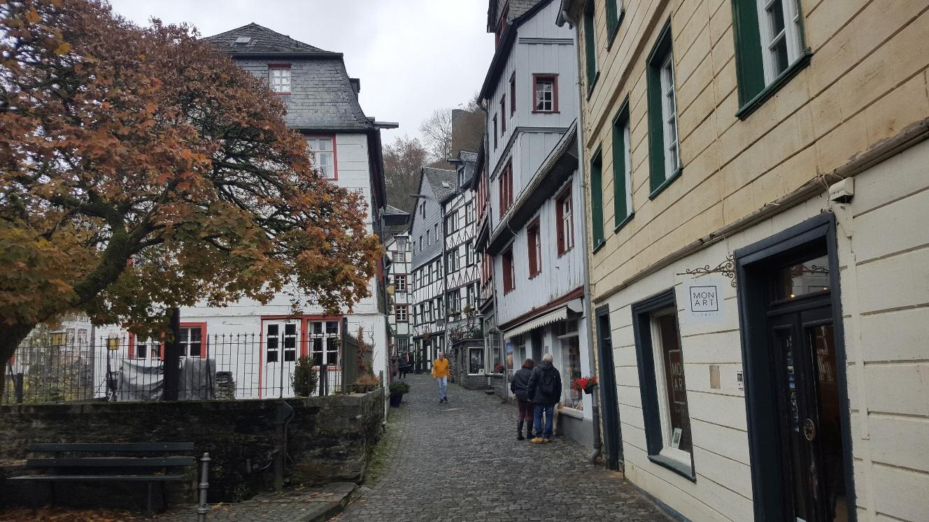 Durchs Rurtal nach Monschau
