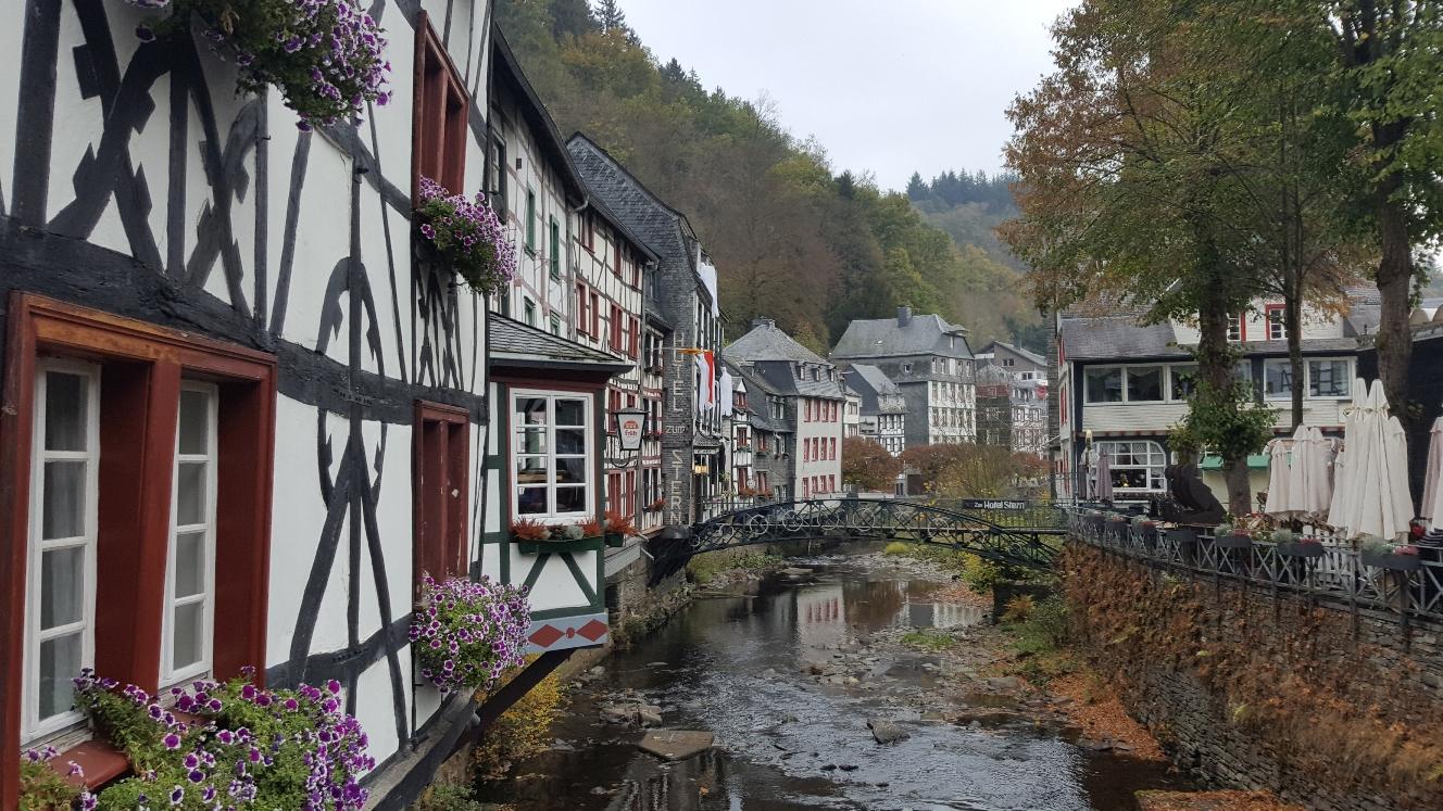 Durchs Rurtal nach Monschau (10/2018)