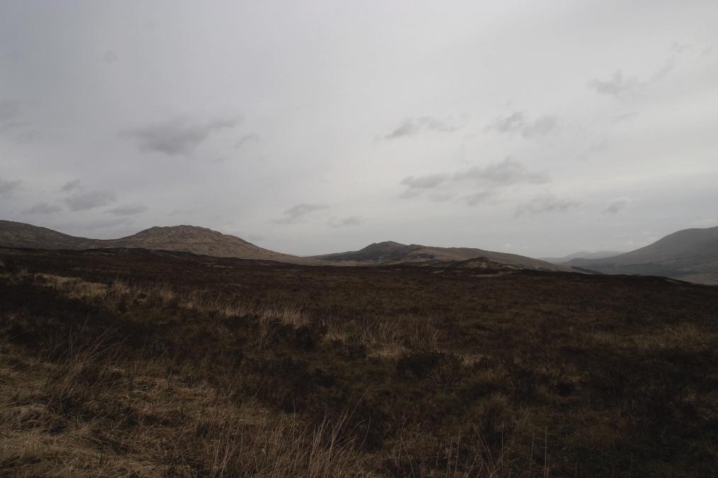 Schottland: West Highland Way und Kurzbesuch in Edinburgh (2011)