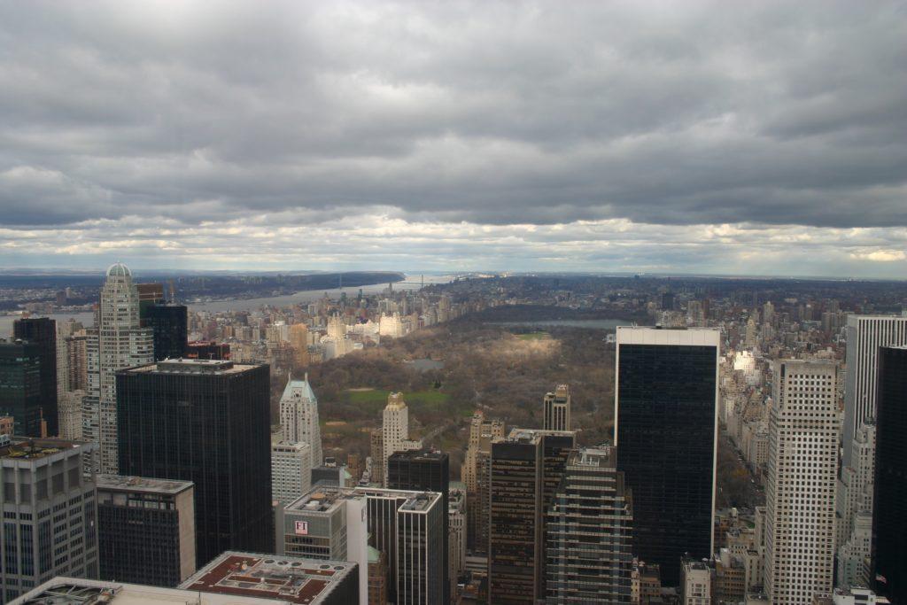 Weihnachten 2011 in New York