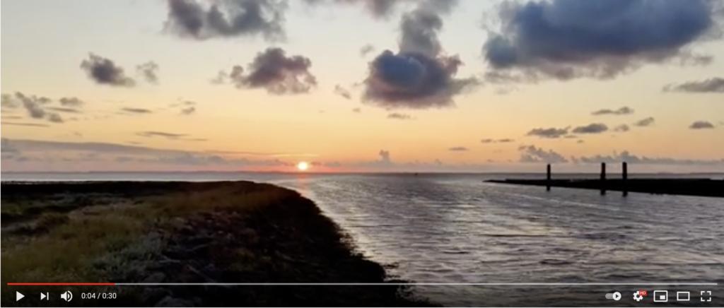 Sunset@Vidåslusen